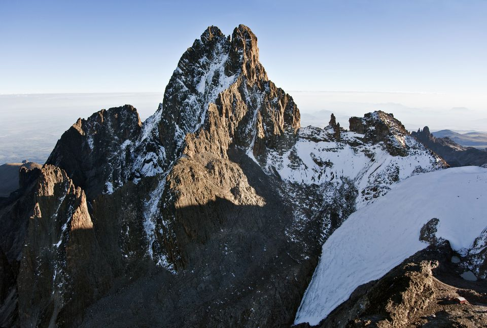 Your Essential Guide to Climbing Mount Kenya