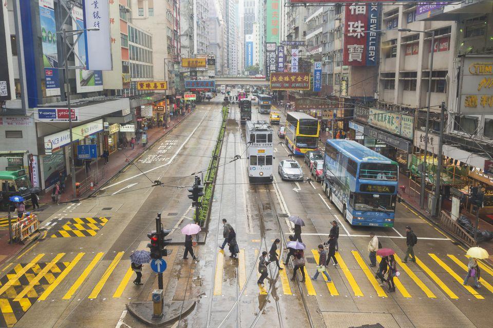 Hong Kong Weather Season By Season