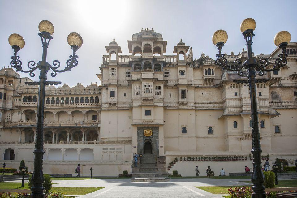 Udaipur City Palace Museum.
