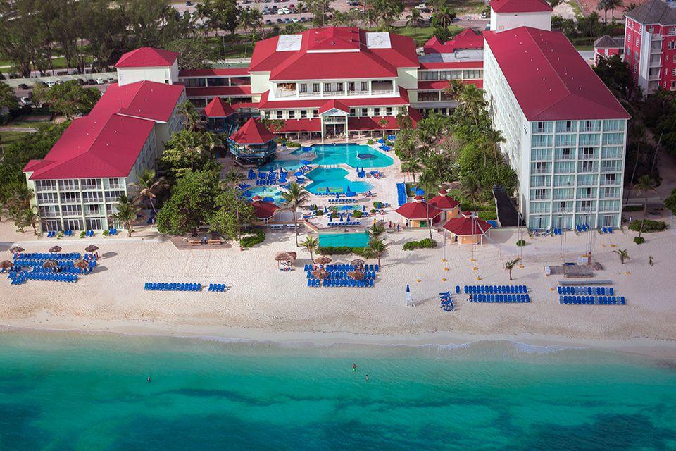 Riding Out A Hurricane At Caribbean Beach Resort