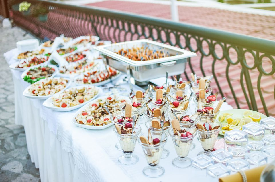 20 Questions To Ask When Finding A Wedding Caterer