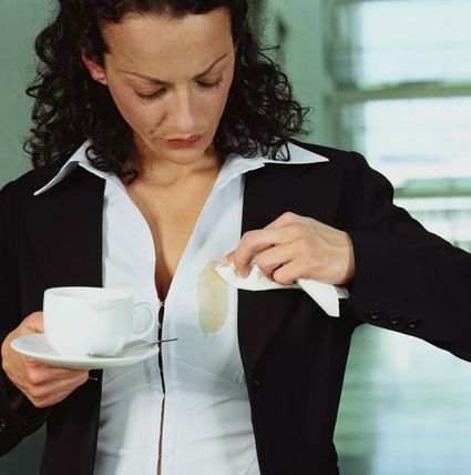 How To Remove Coffee Stains From Clothing