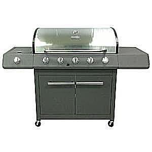 Char-Broil 5-Burner Gas Grill Model# 463252113