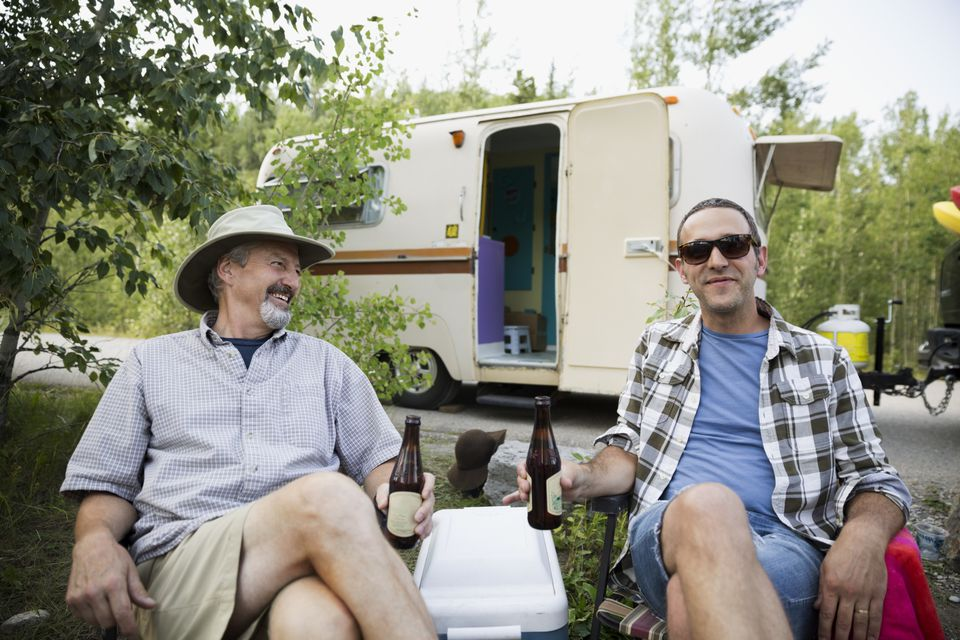 RVing with alcohol
