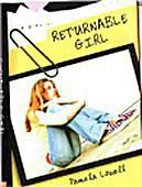 Returnable Girl cover art courtesy of Marchall Cavendish Corporation