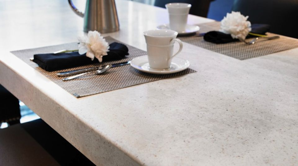 Formica counter
