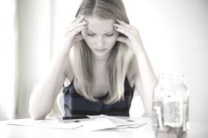 Emotions and bankruptcy