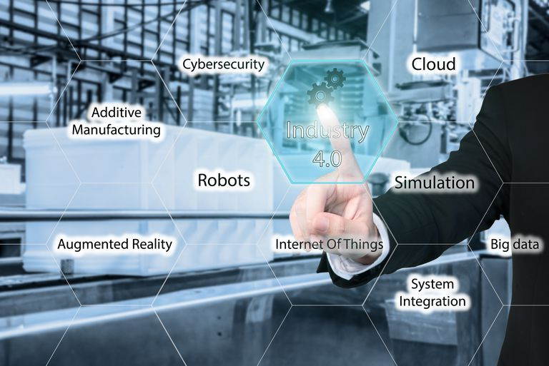 Internet of Things and Industry 4.0