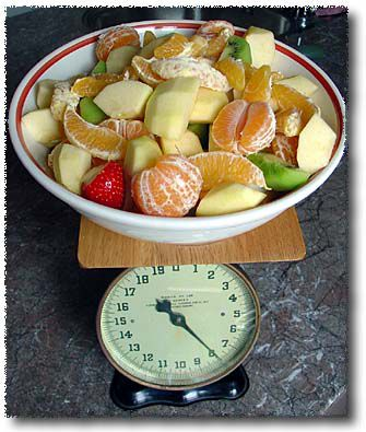 Weigh the Fruit