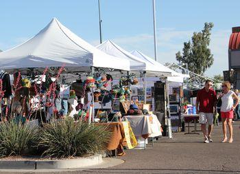 Maricopa county home and garden show in phoenix az for Craft fairs in phoenix az
