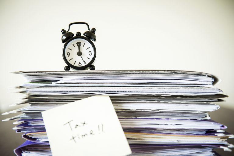Tax Deadline - Extension Deadline