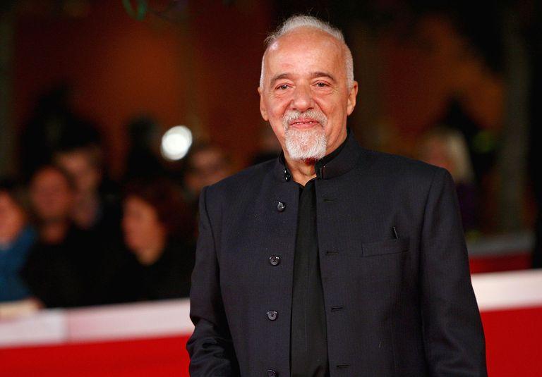 Writer Paulo Coelho