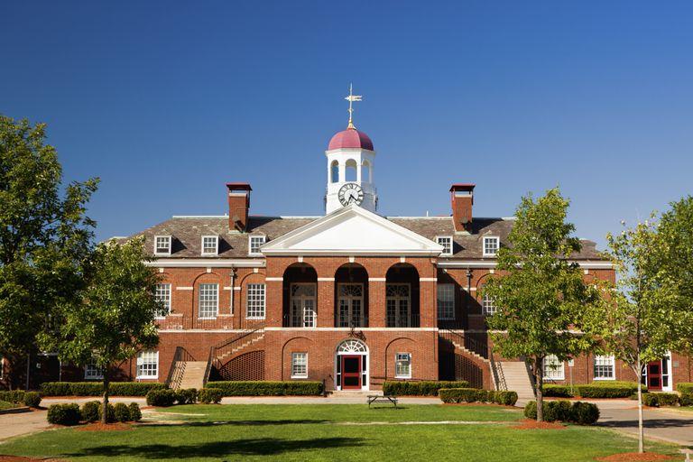 Average GRE scores at Harvard