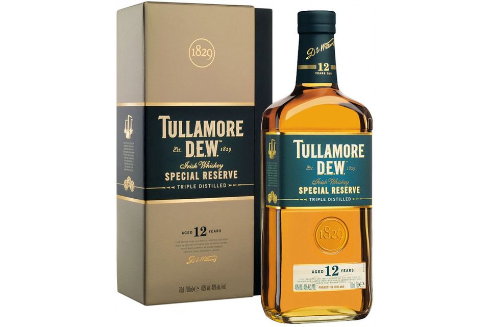 Tullamore Dew 12 Year Special Reserve Irish Whiskey