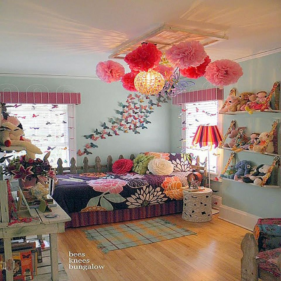 Convey Your Little Girl S Personality Through Her Bedroom: Ideas For Decorating A Little Girl's Bedroom