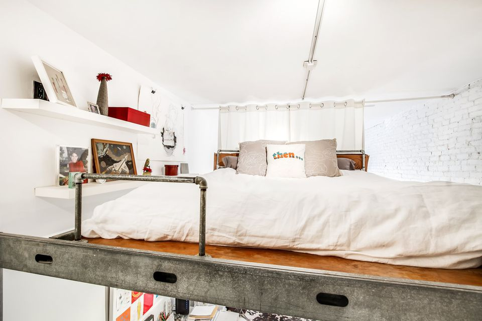 Turn a Loft Bed into a Bedroom. 25 Adult Loft Bed Ideas for Small Rooms and Apartments