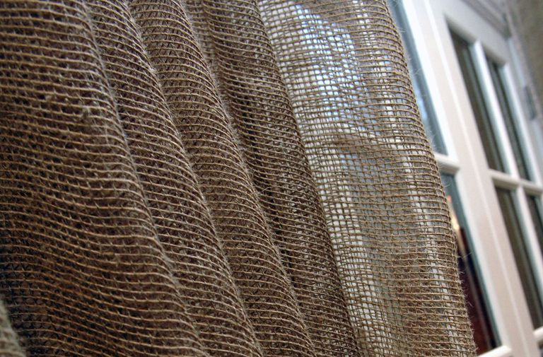 100% Natural Hemp Draperies by Kevin Russo EcoManor