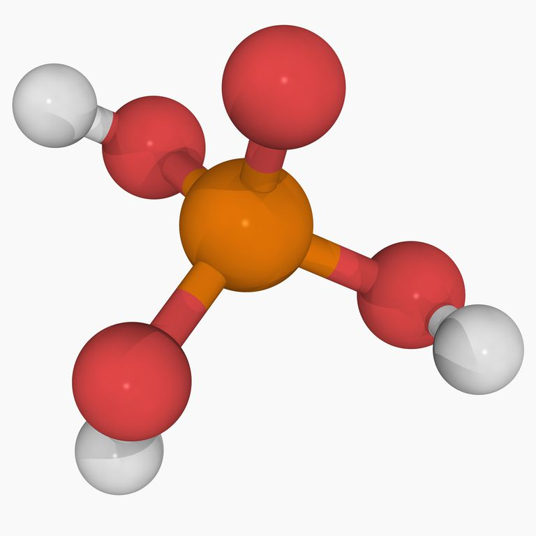 Phosphoric acid is a polyprotic acid.