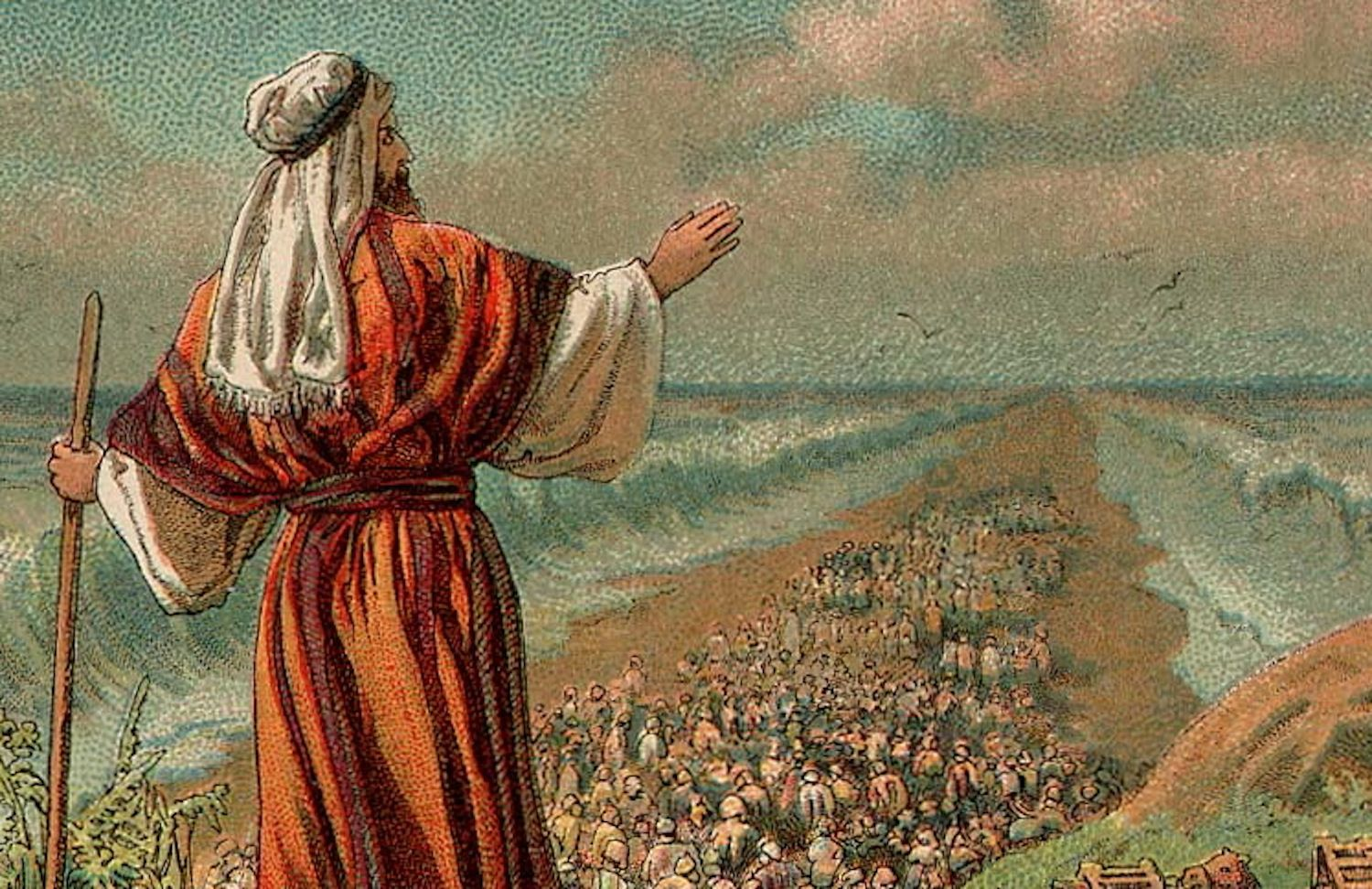 understanding the passover pesach story