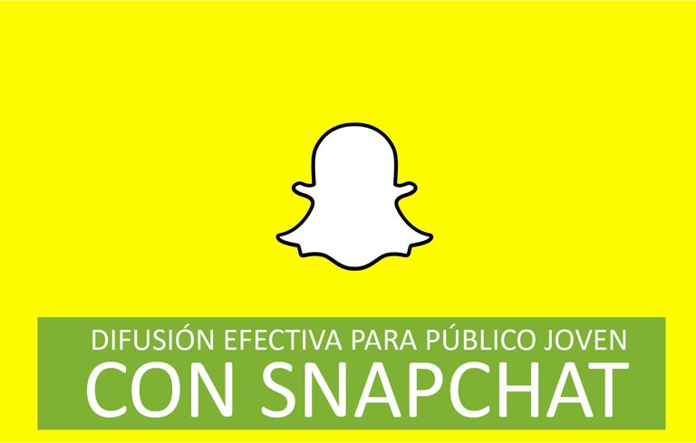 Snapchat para bloggers