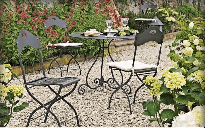 Pintar muebles de hierro forja o metalicos for Diseno de muebles metalicos pdf