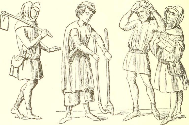 Peasants of the Fourteenth Century