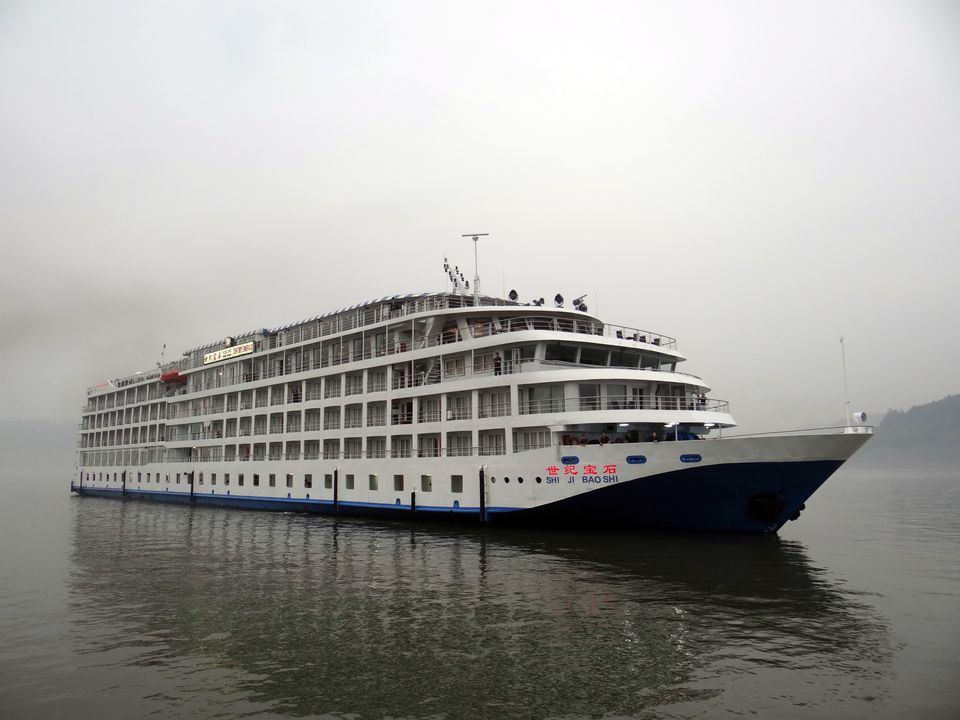Viking Emerald Yangtze River Cruise Ship