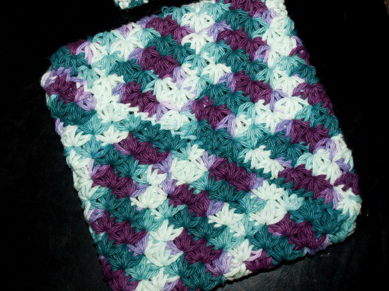 10 free crochet potholder patterns bankloansurffo Image collections