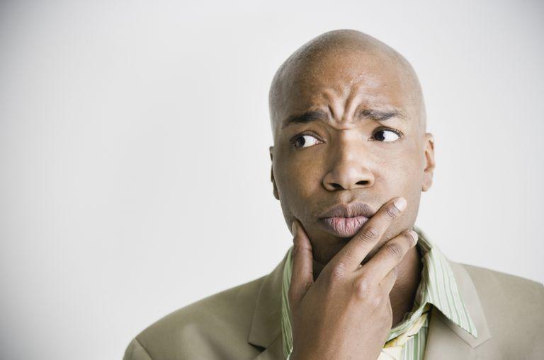 Man Wondering What's Normal after His Twenties