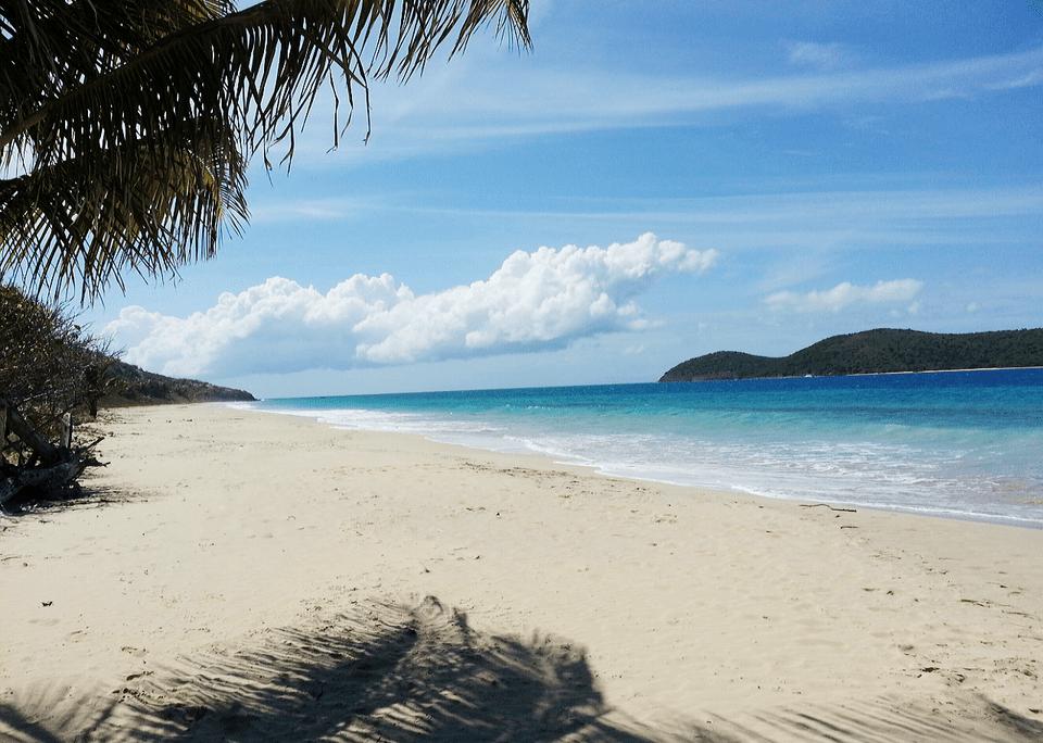 Zoni Beach Culebra, Puerto Rico