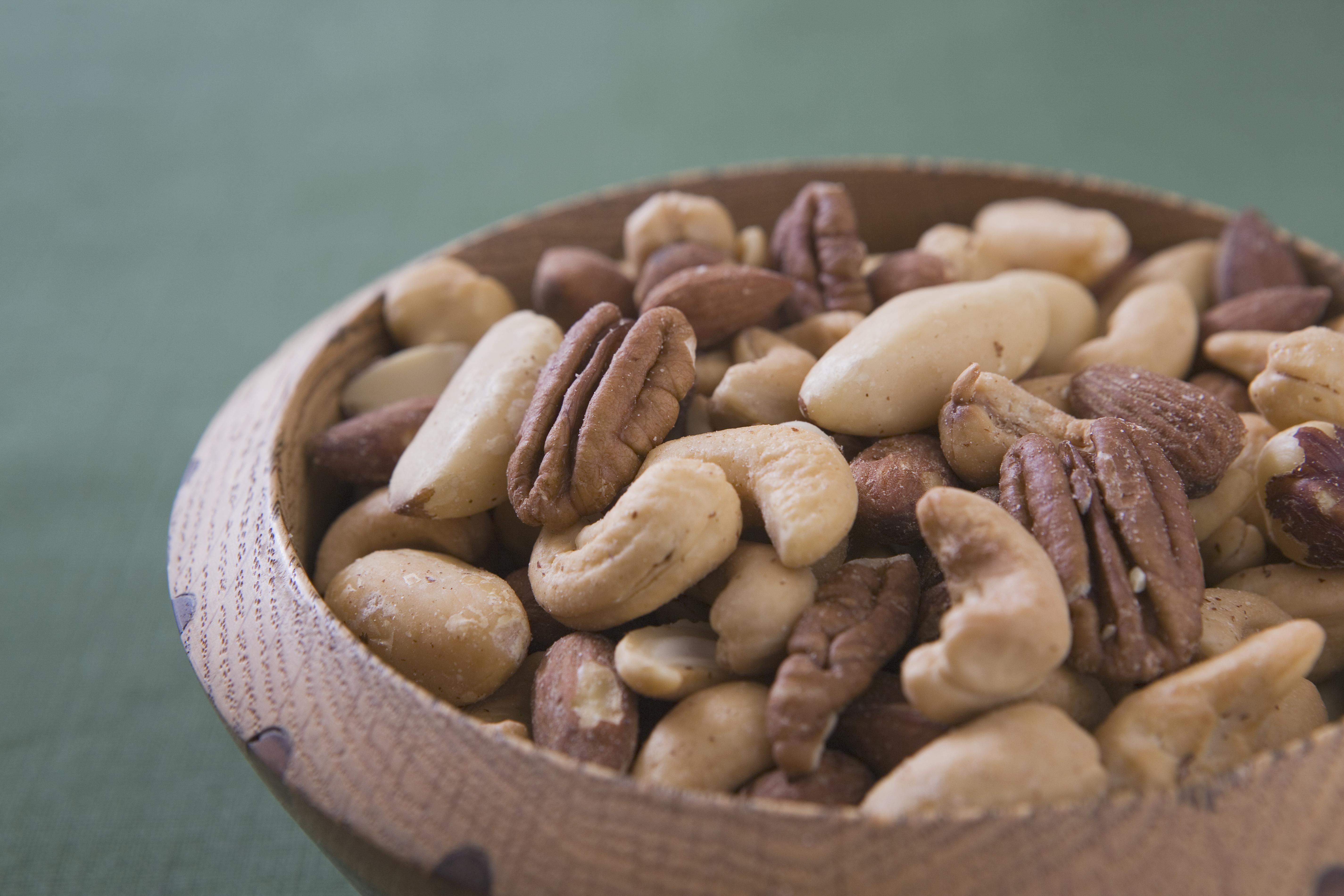 Learn More About Carbs Fats And Calories In Nuts And Seeds