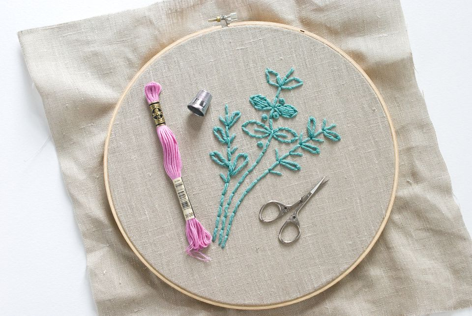 Giant Stitching