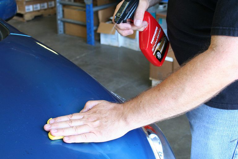 How To Strip Spray Paint From An Older Car
