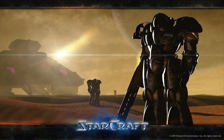 Starcraft Series