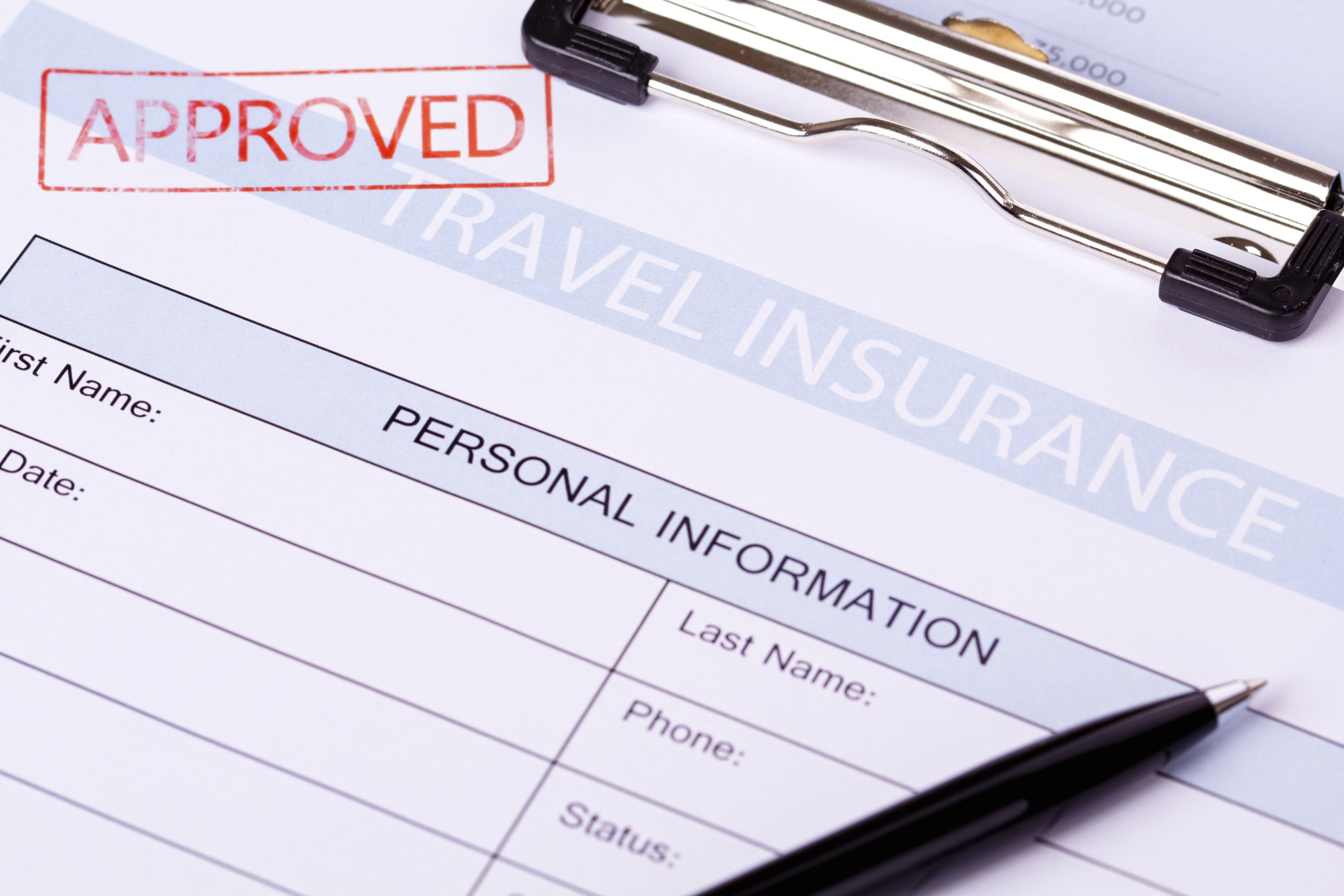 First Payer Travel Insurance Canada