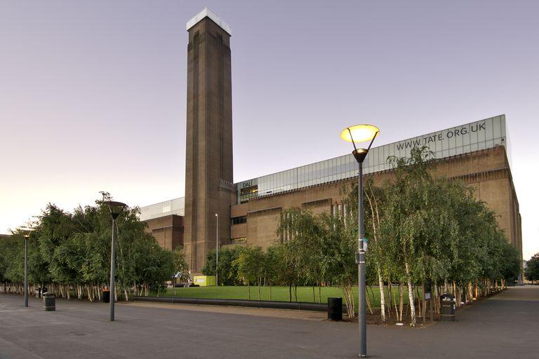 The Tate Modern in London