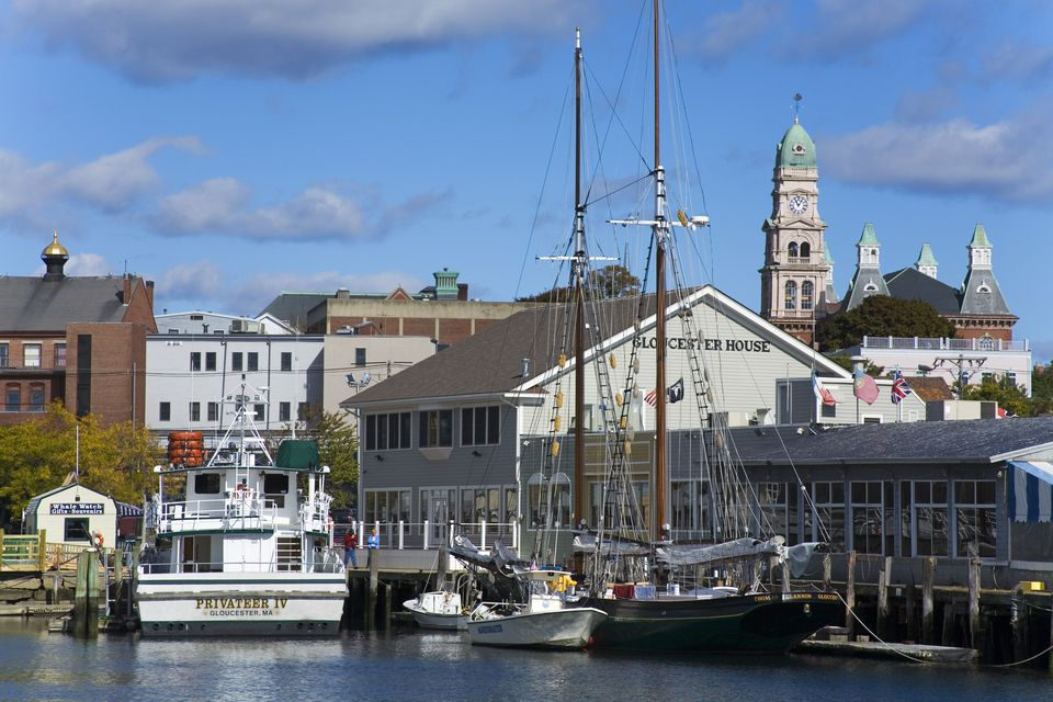 Gloucester MA America's Oldest Seaport