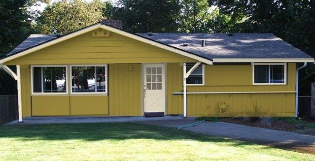 cottage paint colorsExterior Paint Color Schemes  Cottage House