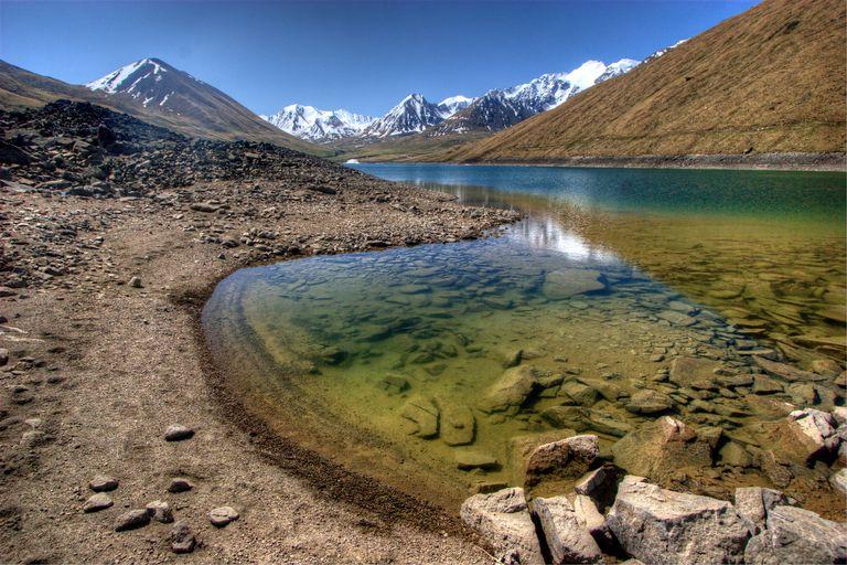 Köl Ukok Lake