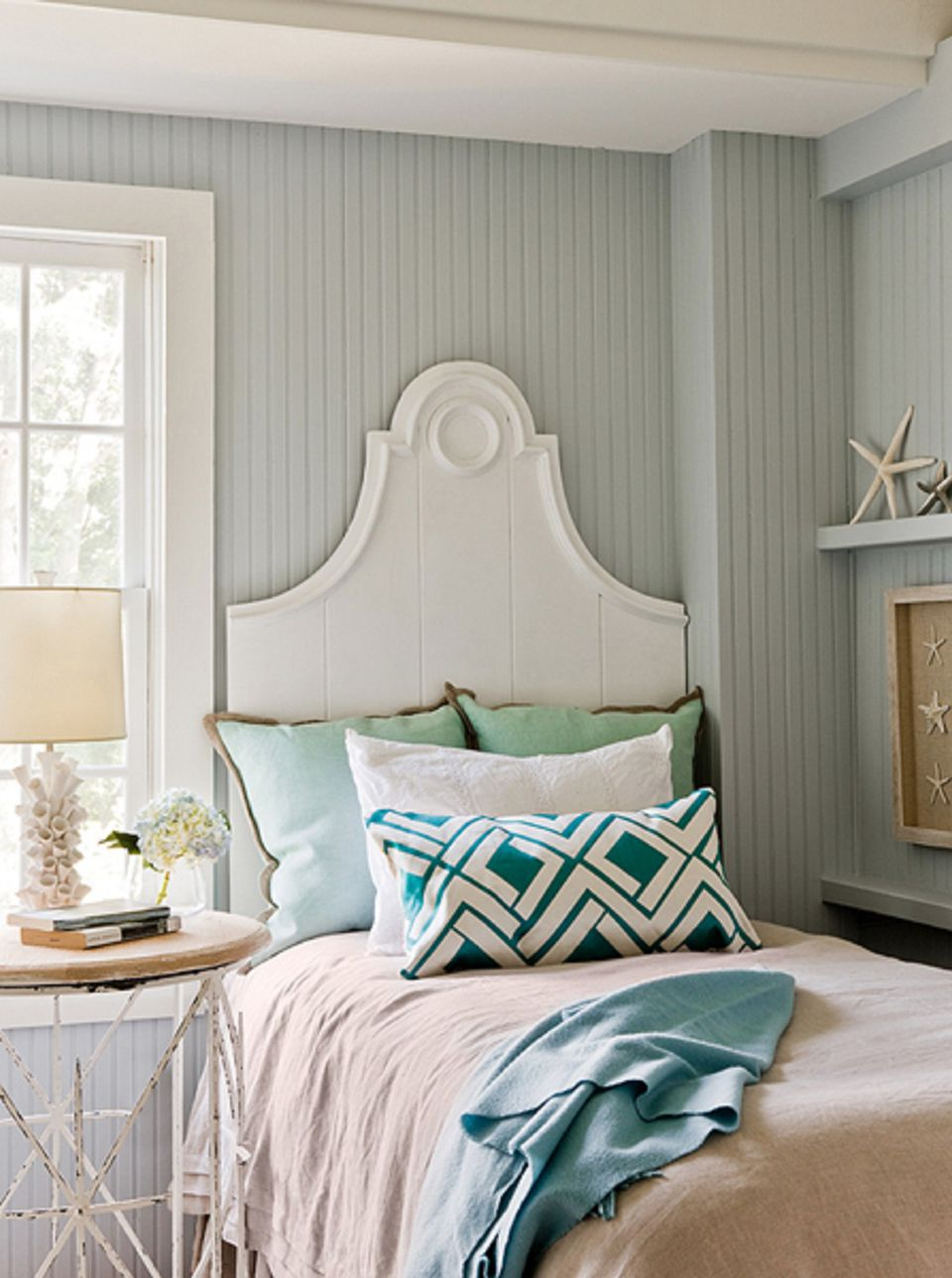 Beach Cottage Bedroom Style