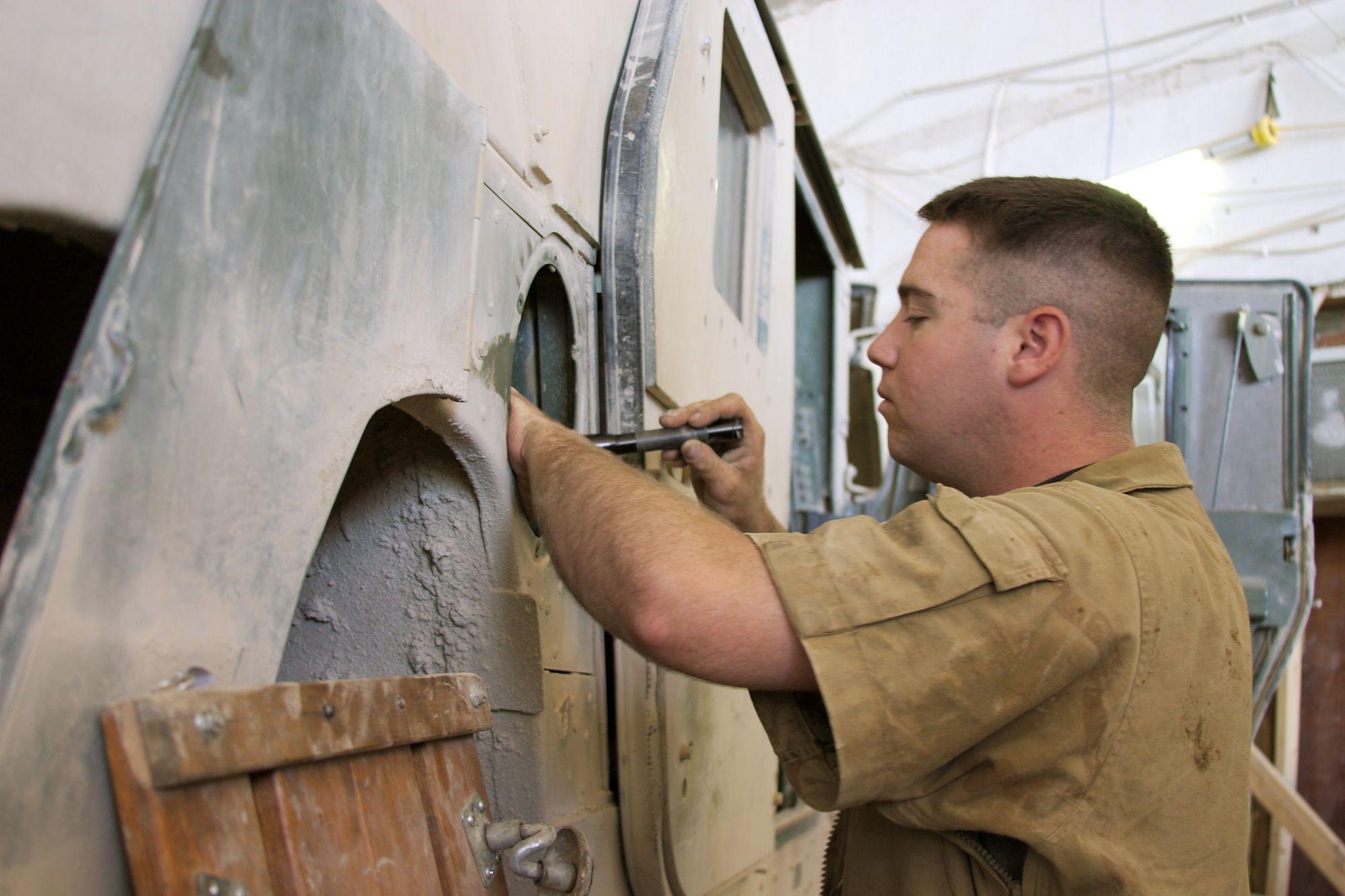 marines engineer equipment mechanic  mos 341