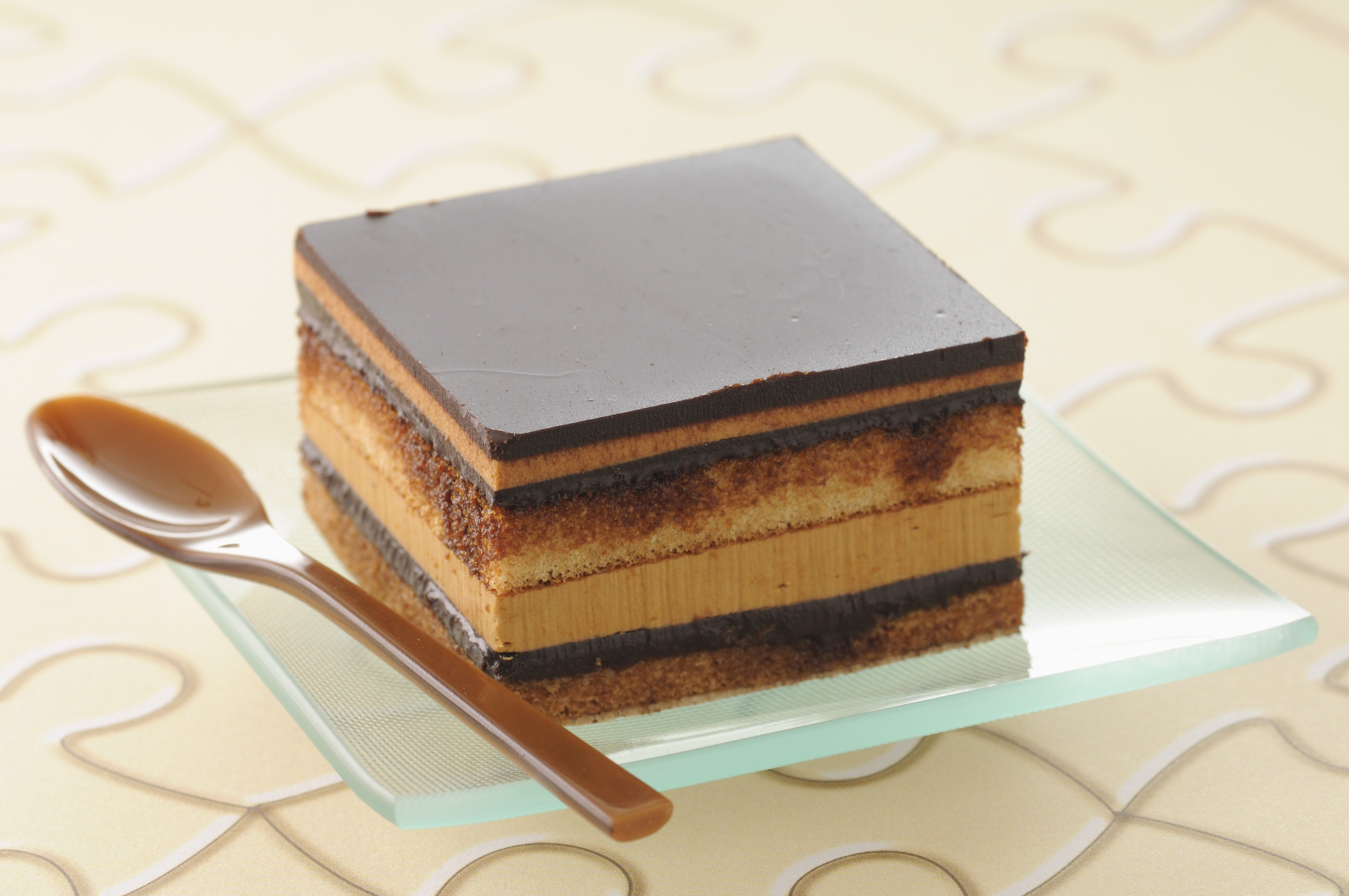 Classic French Opera Cake Recipe