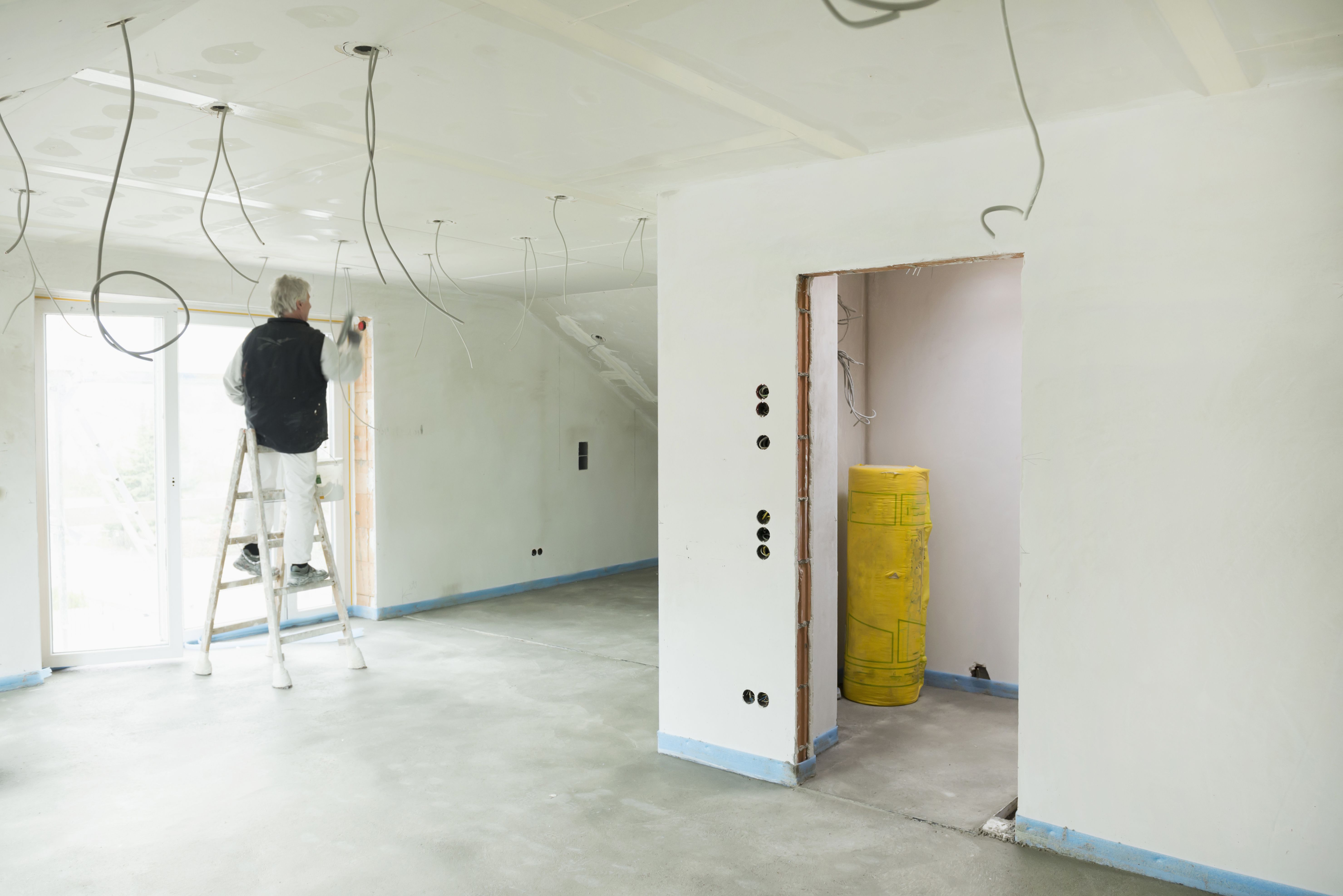 How to Install a New Electrical Junction Box
