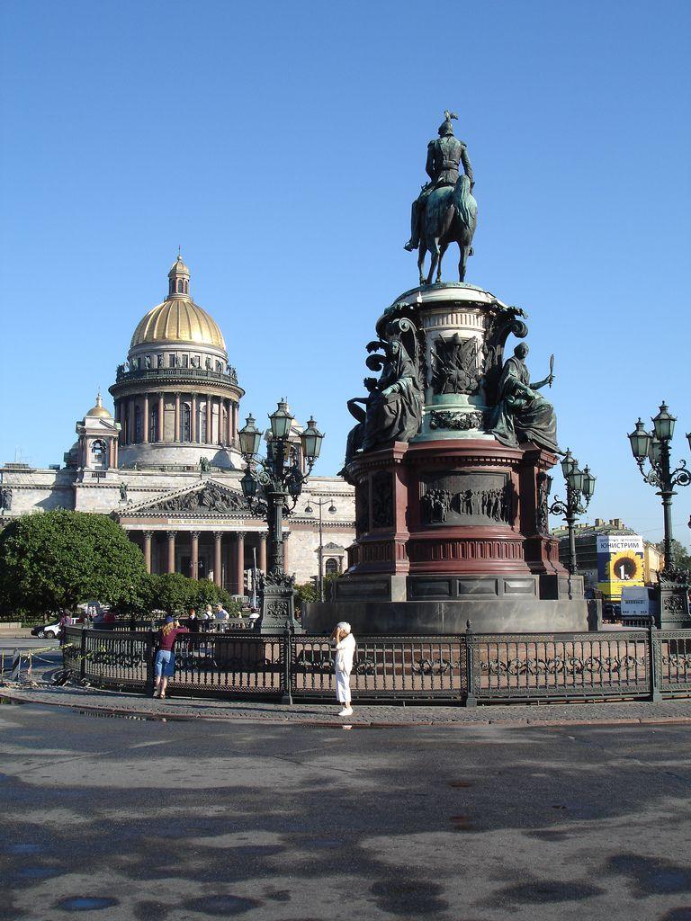 St Petersburg Nood: St. Petersburg, Russia's Window To The West
