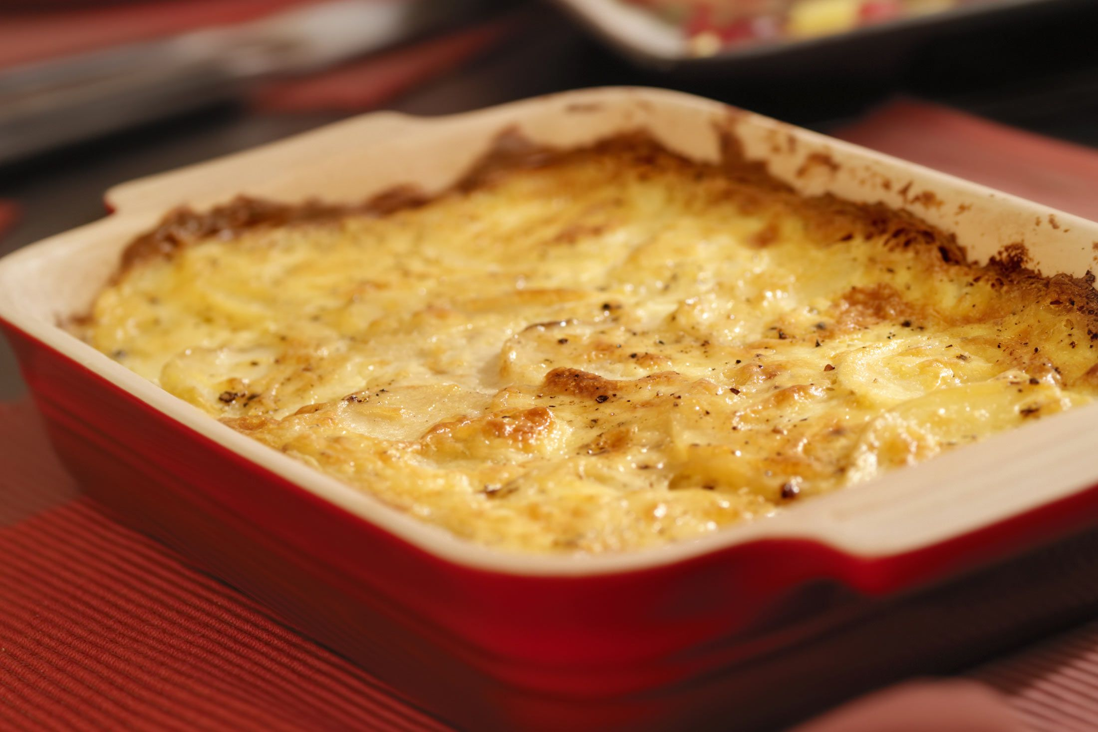 potato casserole with cream cheese