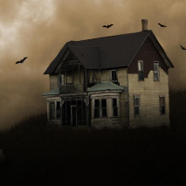 Charlotte's Haunted Houses