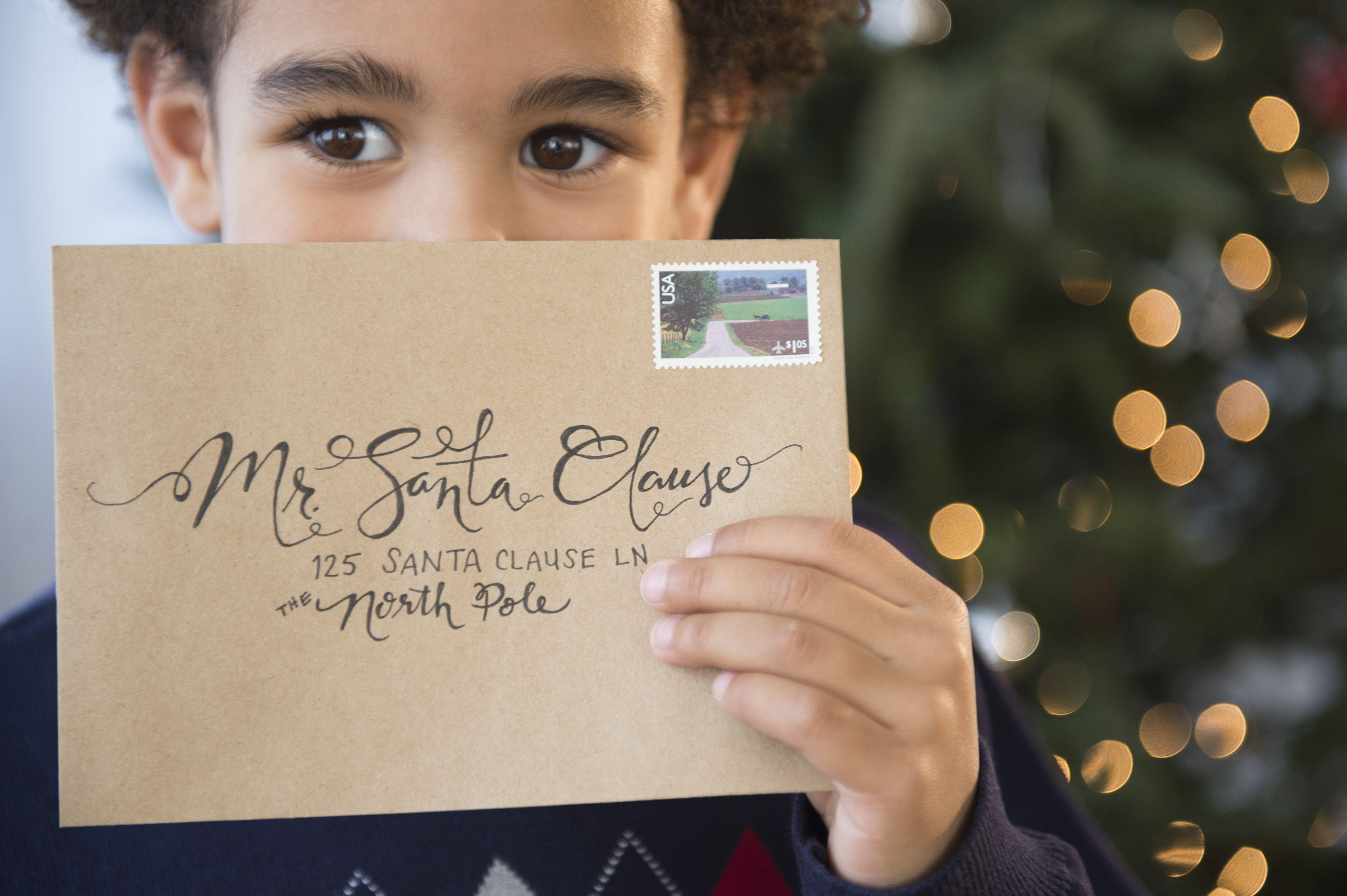 39 Free Printable Letter To Santa Templates