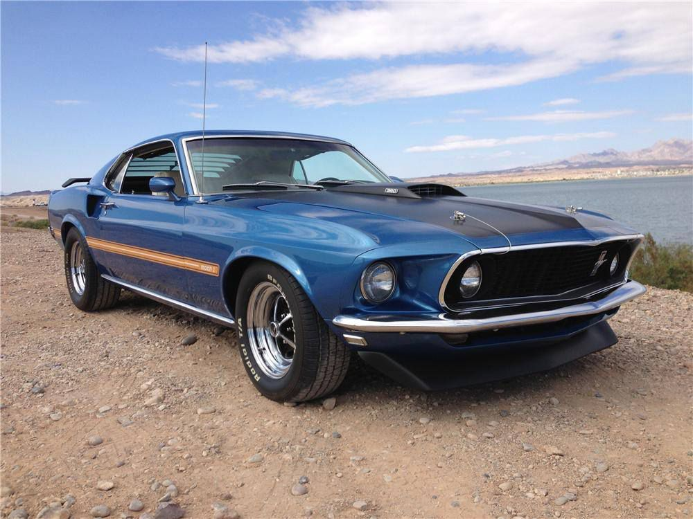 The 10 Most Iconic Mustangs of All Time