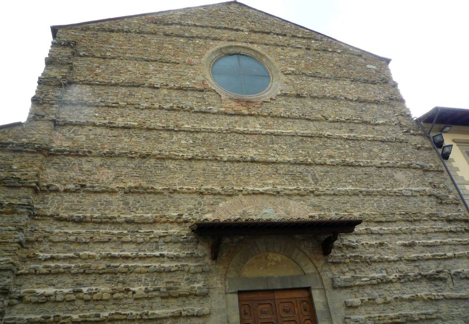 arezzo church photo