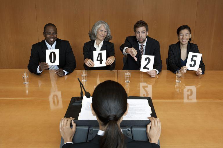 reject a job applicant gain a client